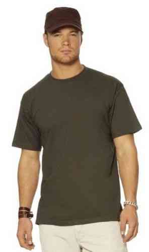 Super T-Shirt Basic 190g/m² schwarz